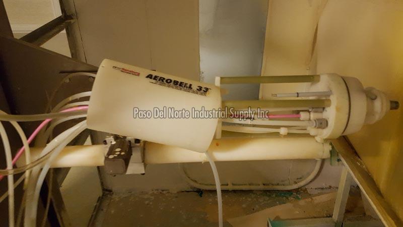 Ransburg Aerobell Rotary Atomizer 02