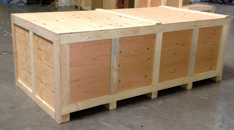 Wooden Boxes & Crates 02