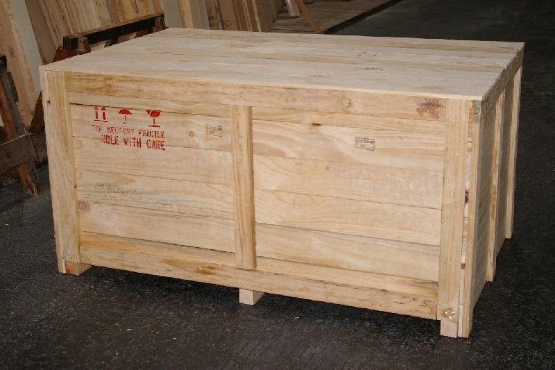 Wooden Boxes & Crates 03