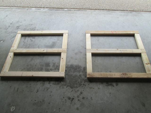 Wooden Packaging Frames 02