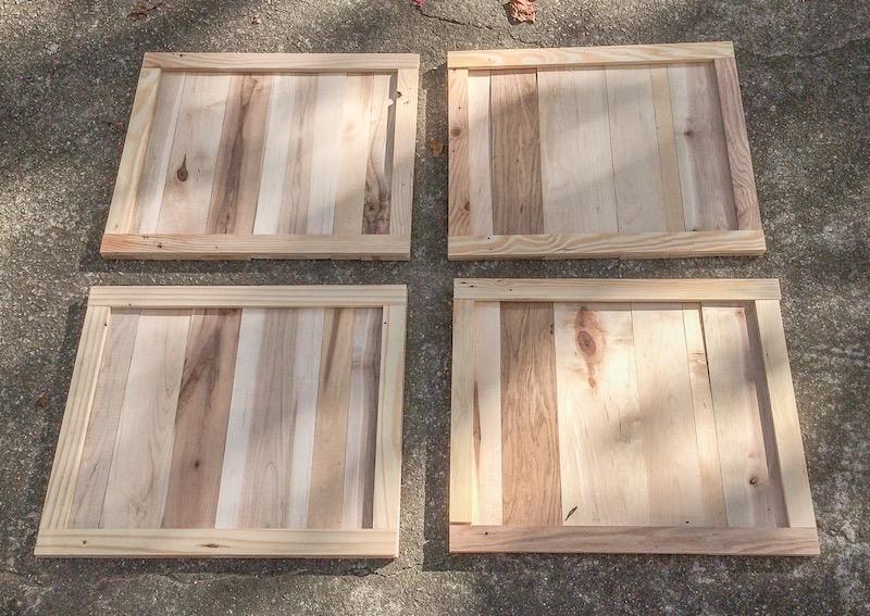 Wooden Packaging Frames 03