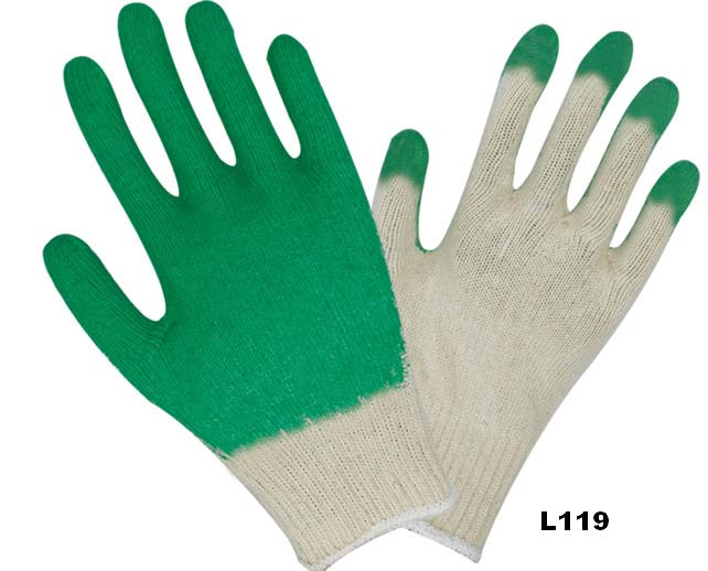 Latex Coated Glove 116