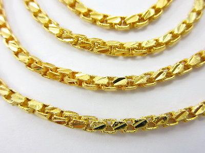 machine made gold chains