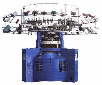 Carpet Making Machine (DJ-26-8) 01