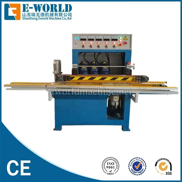 Horizontal Glass Grinding Machine
