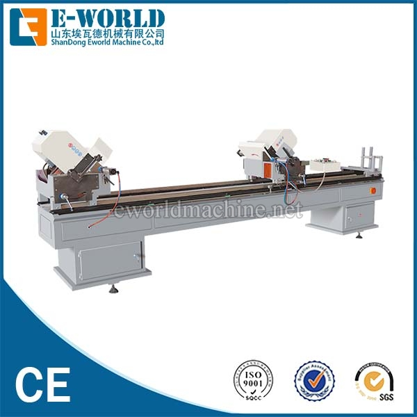 Double Head PVC Window Cutting Saw