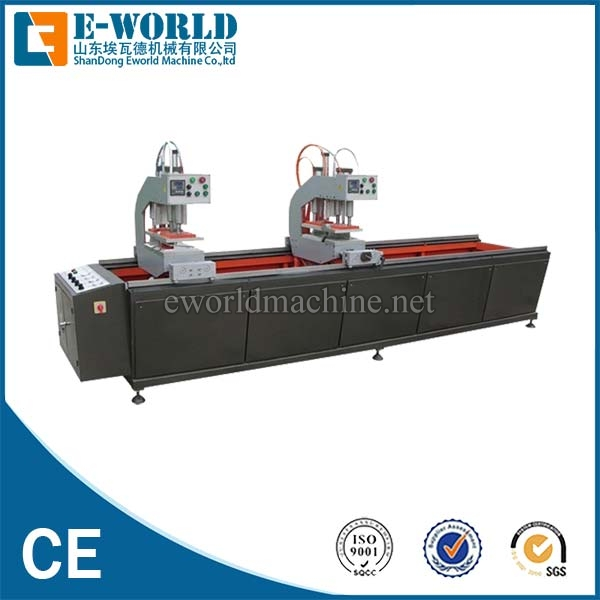 Double Head PVC Window Welding Machine