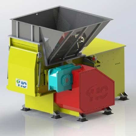 Waste shredder