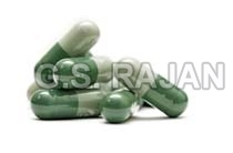 Spirulina Gelatin Capsules