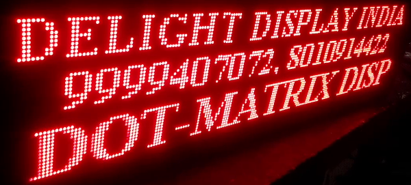 Indoor LED Display Boards