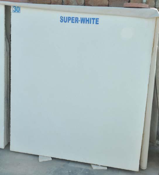 White Marble Slabs