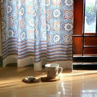 Designer Curtain (TS-CNT-401)