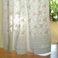 Designer Curtain (TS-CNT-605)