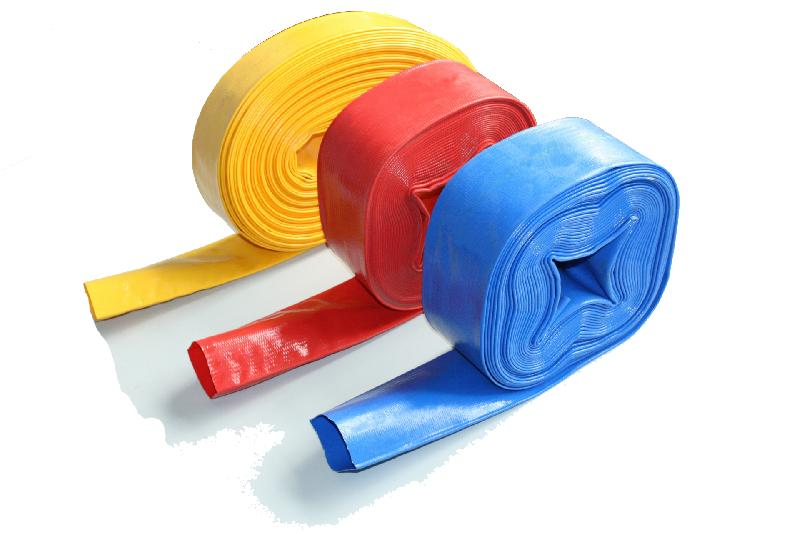 PVC Lay Flat Hose Pipes
