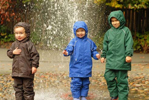 What To Wear In The Rain - Stylish Raincoats, Waterproof ...