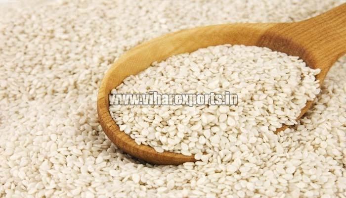 Fresh Sesame Seeds