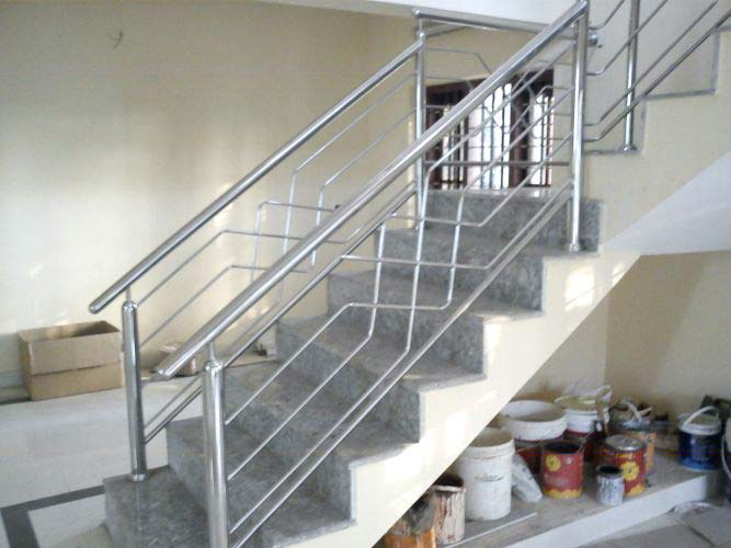 Stainless Steel Staircase Railings Ss Railings Suppliers