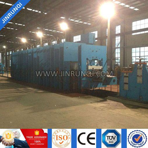 1500*6000 Conveyor Belt Making & Vulcanizing Machine