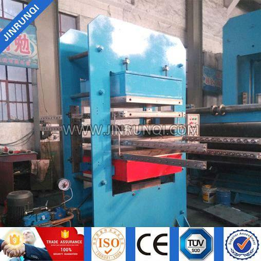 Frame Type Fully-Automatic Rubber Vulcanizing Machine