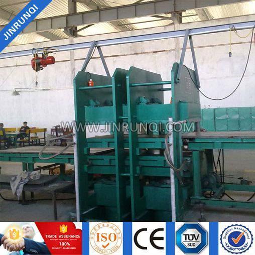 Plate Vulcanizing Press Machine & Rubber Vulcanizer