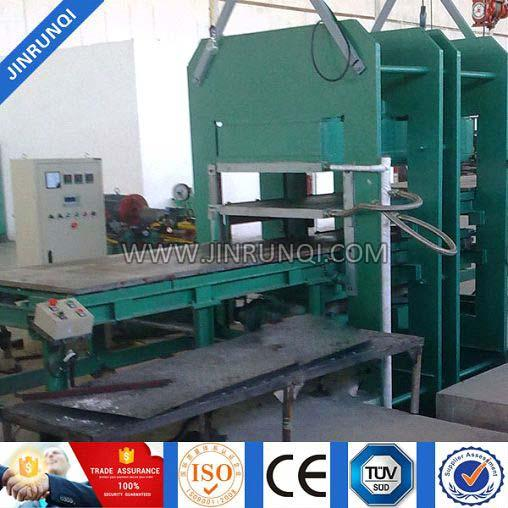 Rubber Mat Vulcanizing Machine Plate Vulcanizing Press Machine Rubber