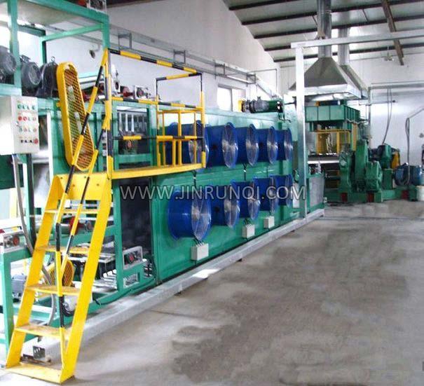 Rubber Sheet Water Cooling machine (XPG-600~700)
