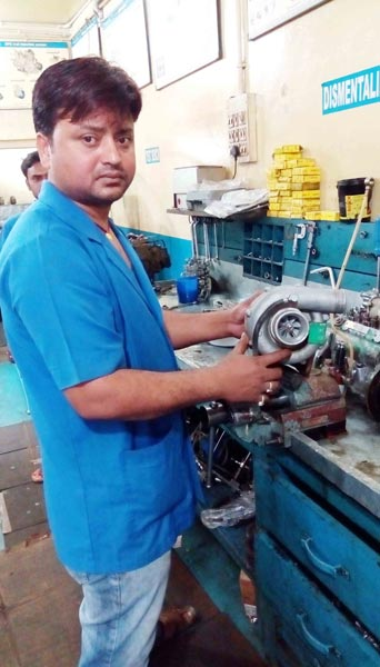 Turbocharger Repairing Services