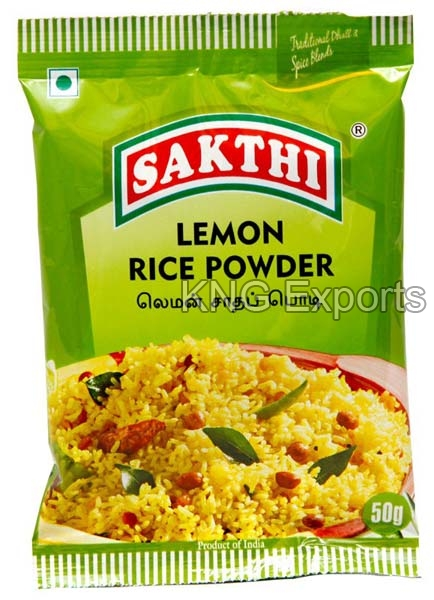 Sakthi Lemon Rice Powder