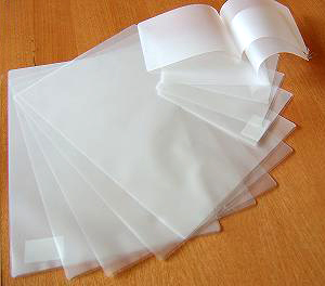 Plain Laminated Pouches