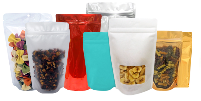Stand Up Pouches 01