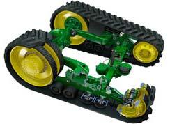 Tractor Rubber Tracks Manufacturer Exporter Supplier In