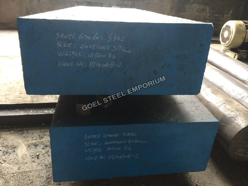 C45 Steel Blocks