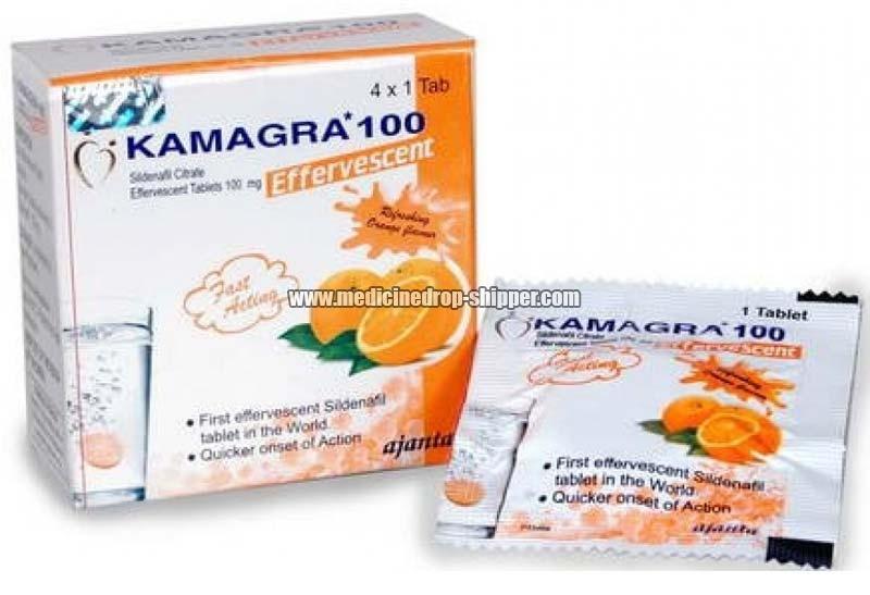 Kamagra 100mg Tablets