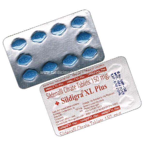 Sildigra XL Plus Tablets