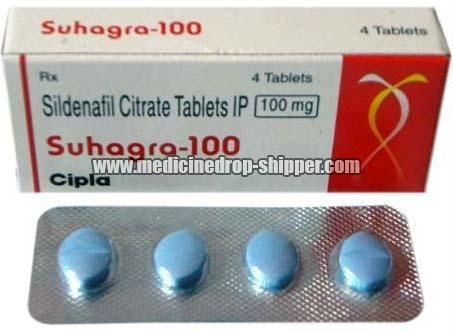 Suhagra 100mg Tablets