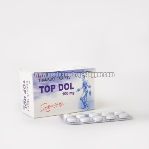 Top-Dol 100 mg Tablets