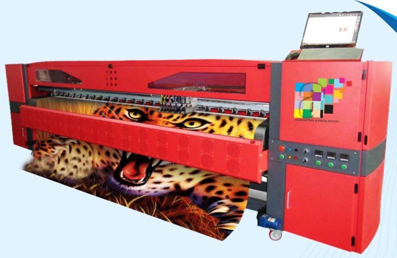 Flex Printer (ADSL KM 1024-II)