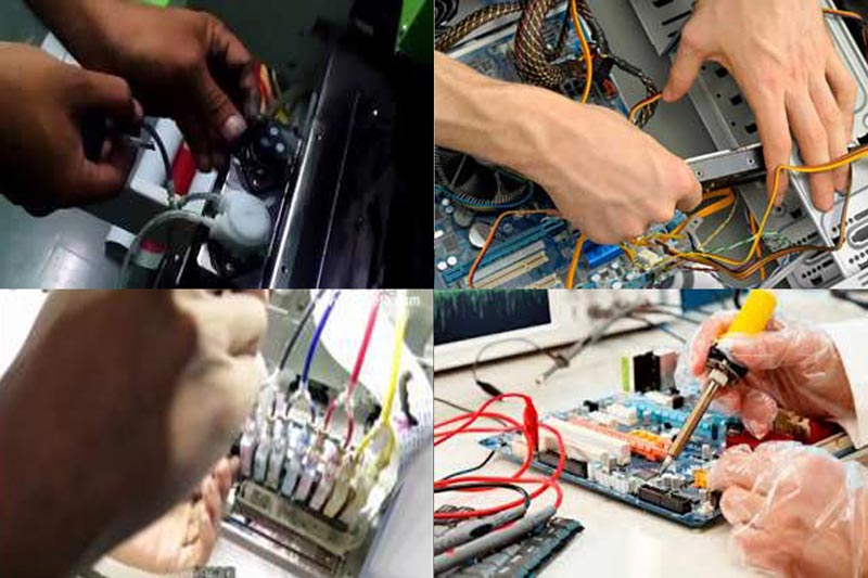 Flex Printer Conversion Services