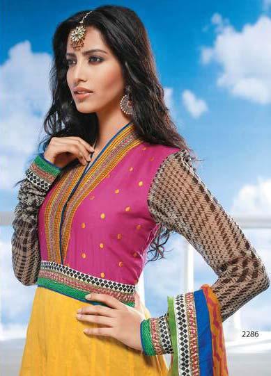 Ladies Silk Suits,Designer Silk Suits,Raw Silk Suits Exporters