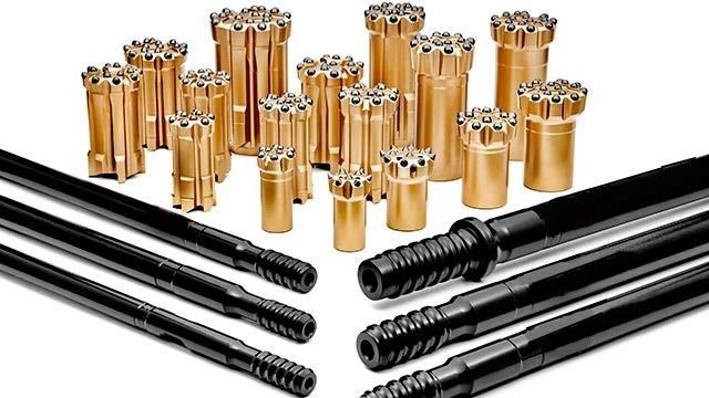Rock Drilling Tools 01