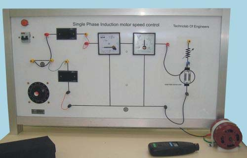 Induction Motor Study Control Panel Manufacturers Howrah