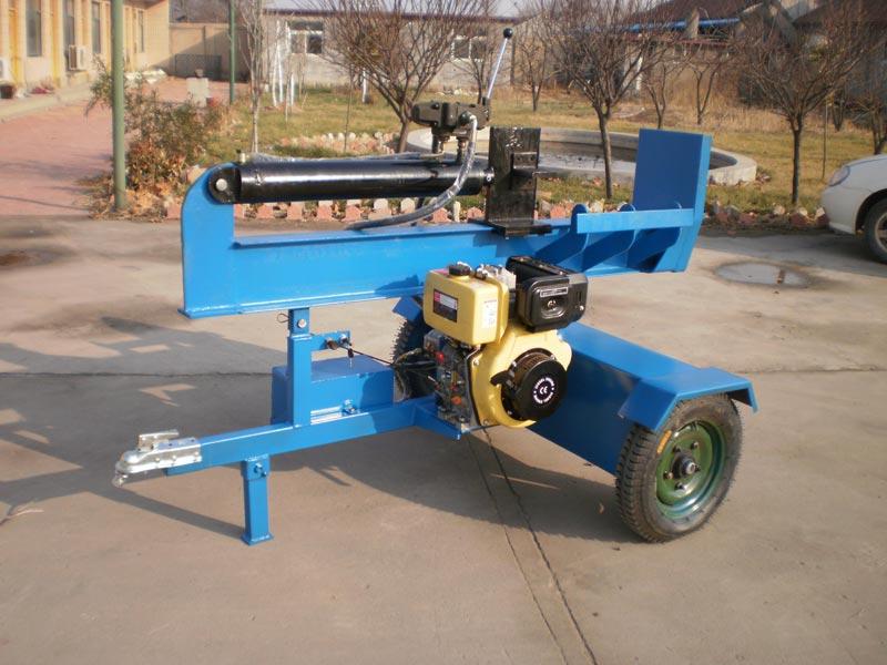 PTO Log Splitter 03