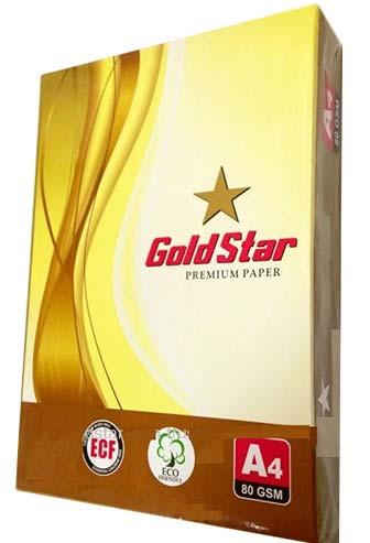Goldstar A4 Copy Paper