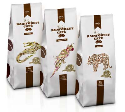 Side Gusset Packaging Bags