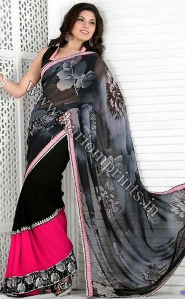 Synthetic Sarees 03