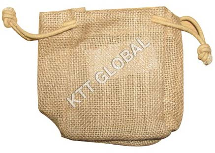 Jute Drawstring Bag (DB 3024)