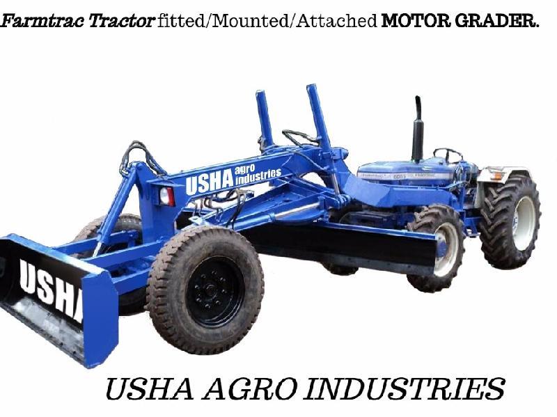 Farmtrac Tractor Motor Grader