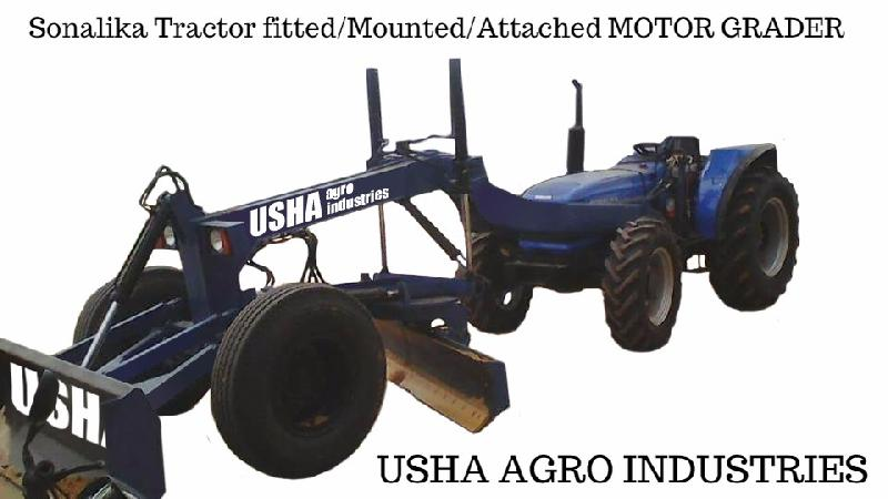 Sonalika Tractor Grader