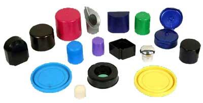 Plastic Caps