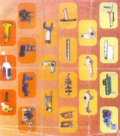 Machine Spare Parts